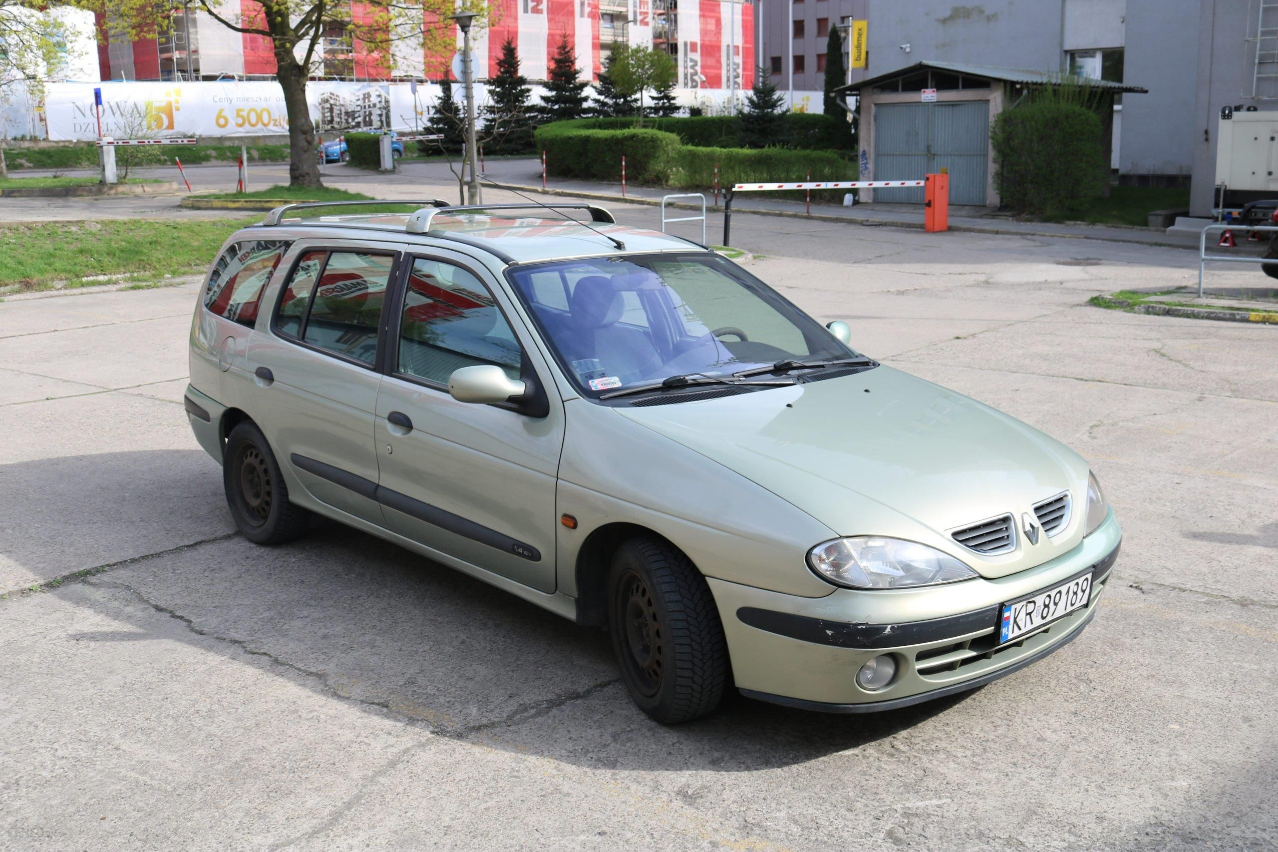 Niesamowite Renault Megane I 2001 benzyna 95KM kombi - Opinie i ceny na Ceneo.pl CA37