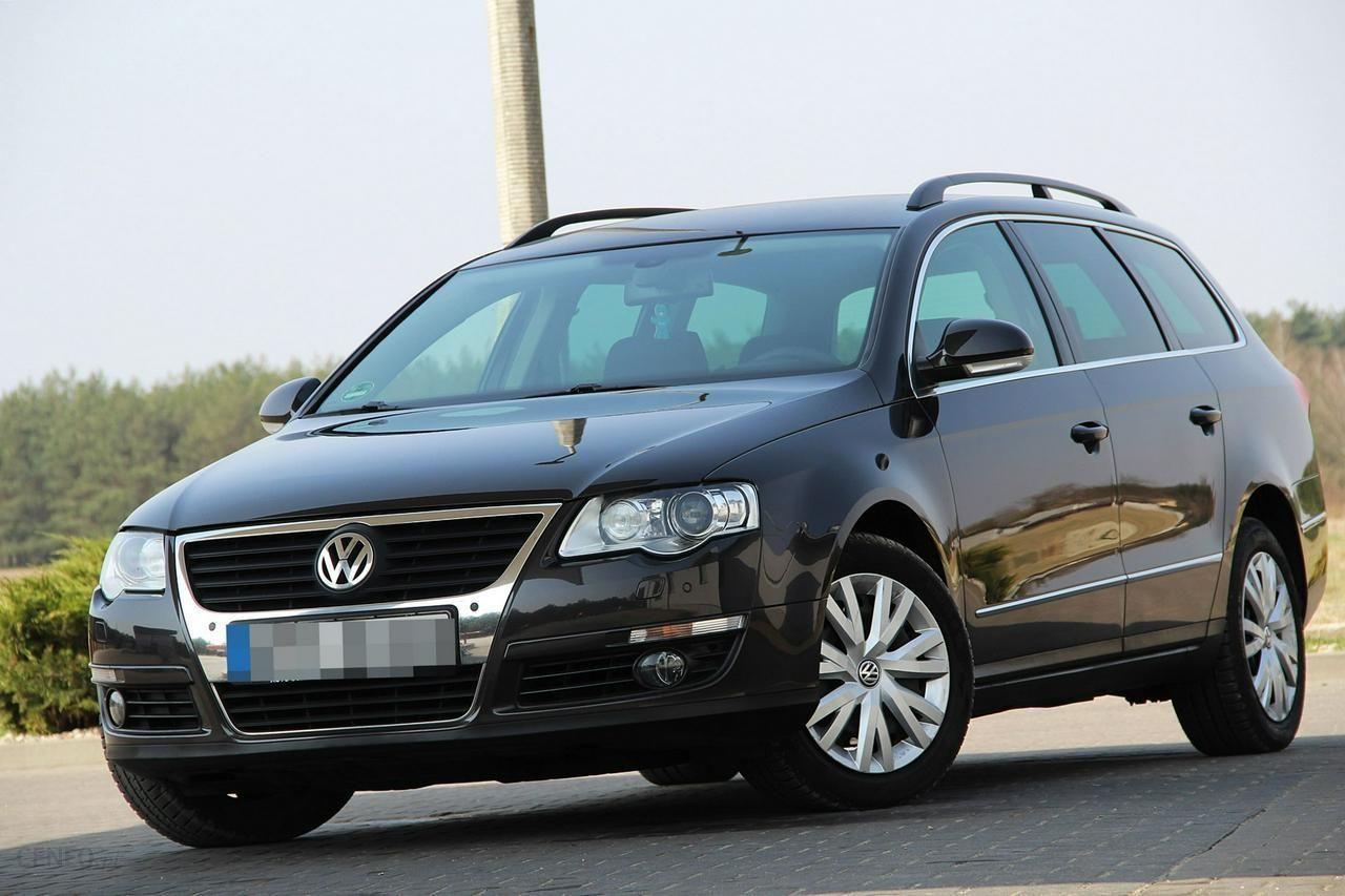volkswagen passat b6 2006 diesel 140km kombi br zowy opinie i ceny na. Black Bedroom Furniture Sets. Home Design Ideas