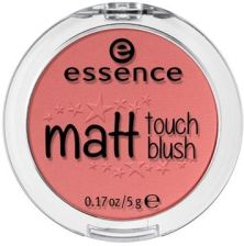 Essence Matt Touch Blush 5g Róż do policzków matowy 10 Peach Me Up
