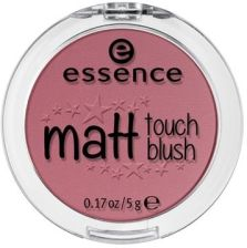 Essence Matt Touch Blush 5g Róż do policzków matowy 20 Berry Me Up