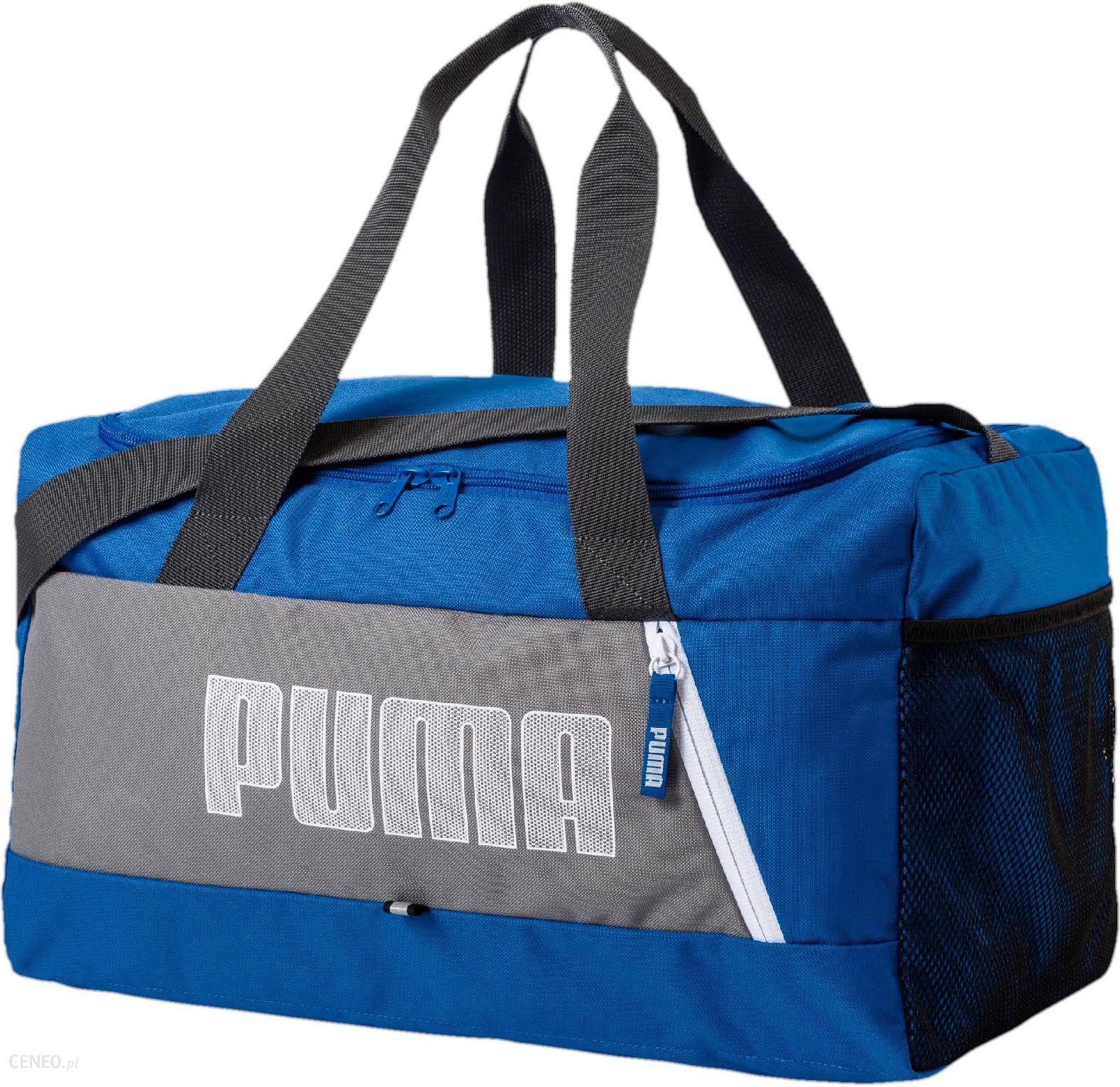 1e0a7bff8cf24 Torba sportowa Puma Fundamentals Sports Bag S - Ceny i opinie - Ceneo.pl