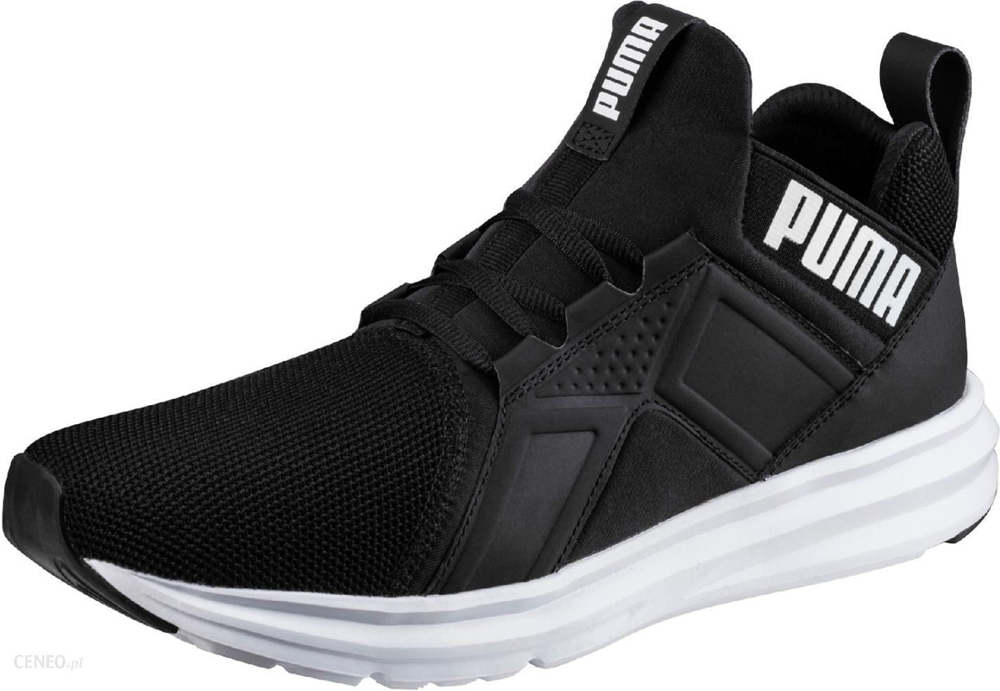 Puma buty Enzo Mesh Black White 43 Ceny i opinie Ceneo.pl
