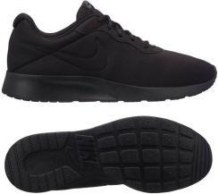 Buty Nike Męskie Tanjun 812654 011 Czarne Ceny i opinie Ceneo.pl