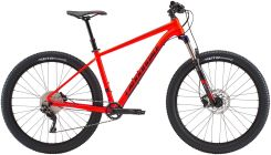 Cannondale Cujo 1 acid red/jet black 2018