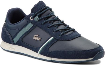 sports shoes ec6a5 47550 Sneakersy LACOSTE - Menerva 118 1 Cam 7-35CAM00782S3 Nvy Grn eobuwie