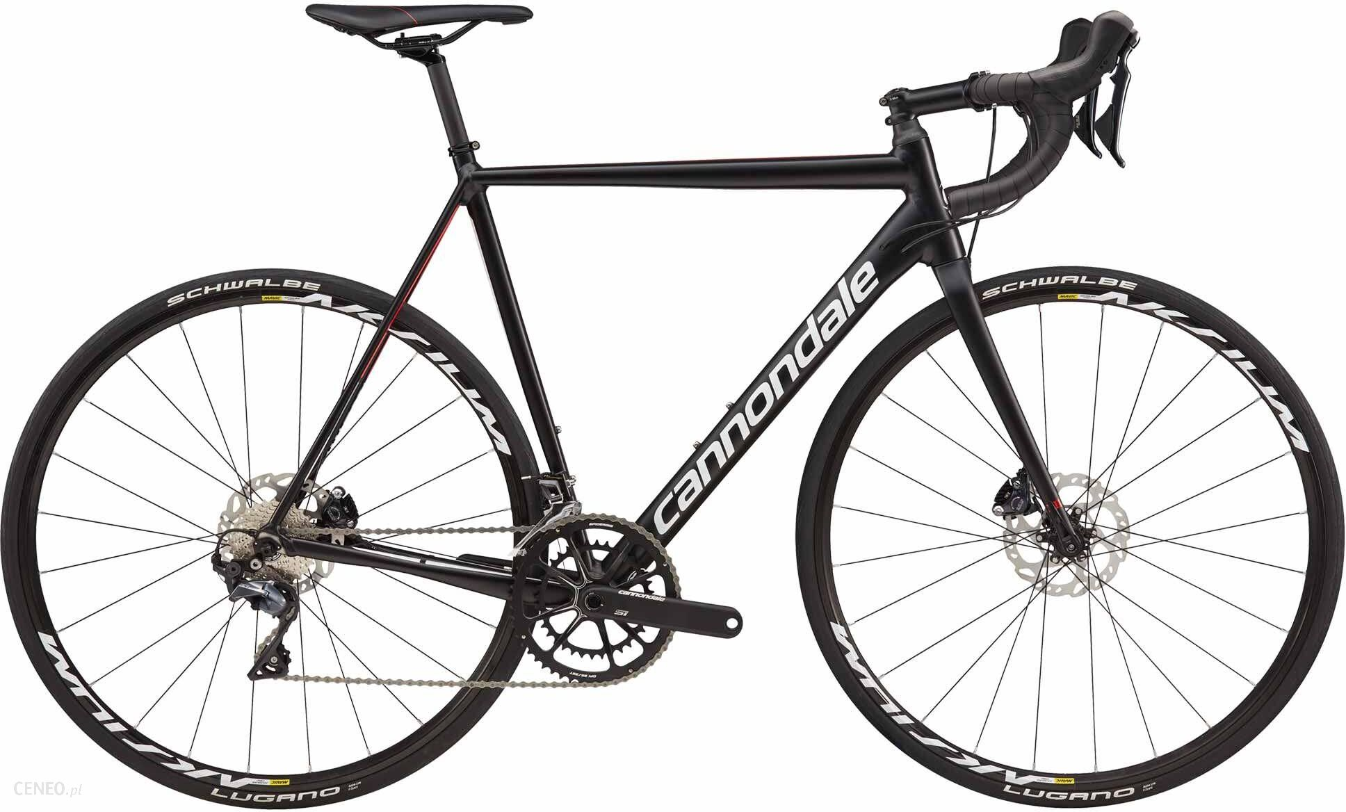 23cb707ee5c Cannondale CAAD12 Disc Ultegra jet black 2018 - Rowery Szosowe ... cannondale  caad12 2018