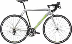 Cannondale CAAD Optimo 105 silver/green 2018