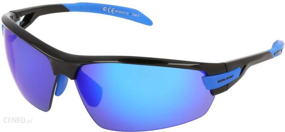Okulary przeciwsłoneczne Solano Sport SP 60011 G 4