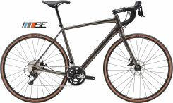 Cannondale Synapse Disc 105 SE anthracite 2018
