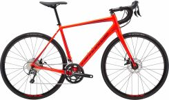 Cannondale Synapse Disc Tiagra acid red 2018