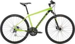 Cannondale Quick CX 4 acid green/jet black 2018