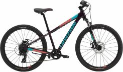 Cannondale Trail 24 Girls galaxy/turquoise/coral 2018
