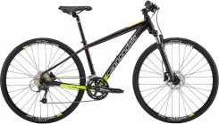 Cannondale Quick Althea 2 galaxy/silver/volt 2018