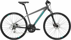 Cannondale Quick Althea 3 gray/turquoise 2018