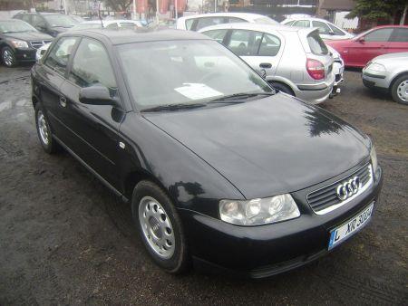 Audi A3 8l 2002 Benzyna 1km Hatchback Czarny Opinie I Ceny Na Ceneopl