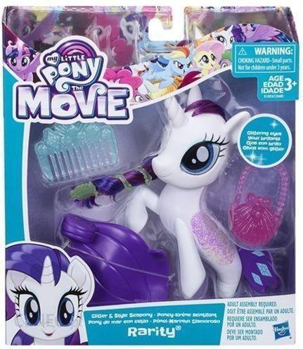 Hasbro My Little Pony Rarity E1003 Ceny I Opinie Ceneo Pl