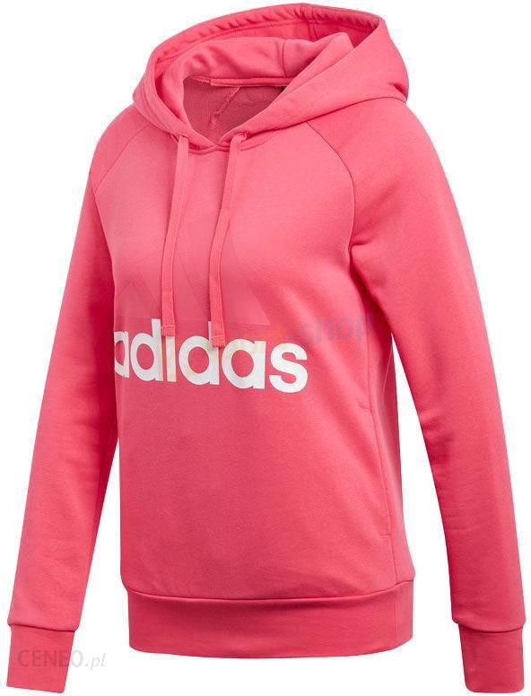 cała kolekcja szeroki zasięg kup popularne Bluza damska Essentials Linear Overhead Adidas (malinowa) - Ceny i opinie -  Ceneo.pl