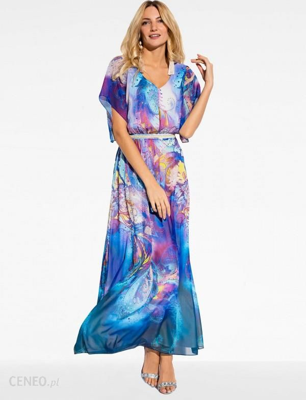 f2f3e13e EyeForFashion Zwiewna sukienka maxi L'AF PAROS