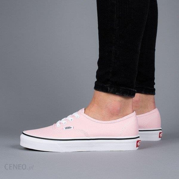 Buty damskie sneakersy Vans Authentic Chalk VA38EMQ1C RÓŻOWY Ceny i opinie Ceneo.pl