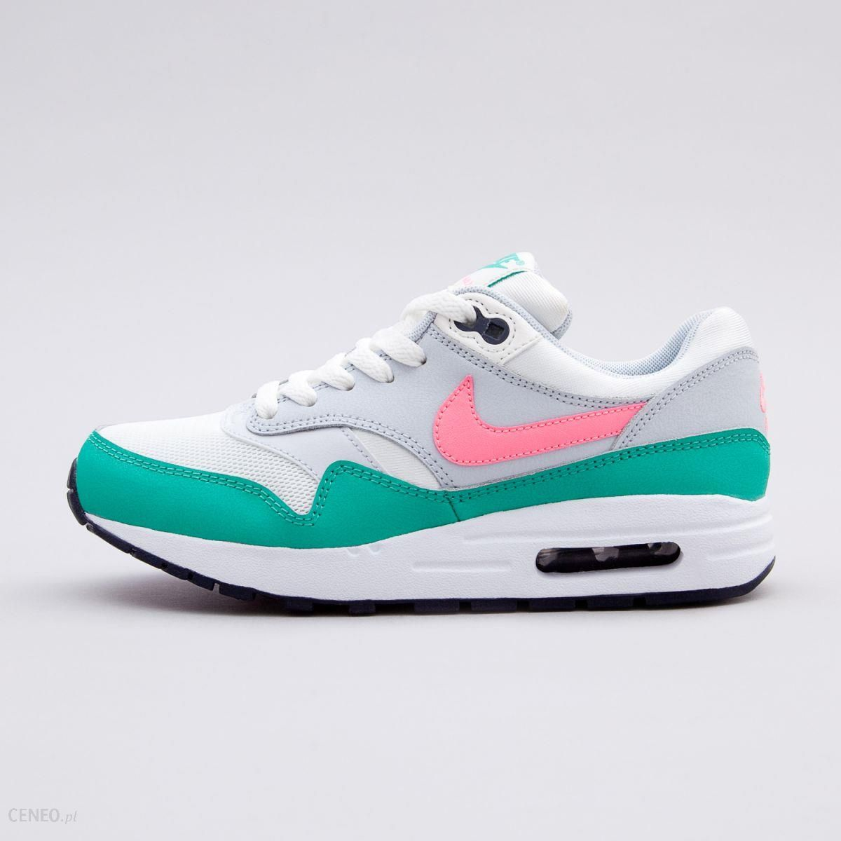 Nike AIR MAX 1 (GS) 807602 105 Ceny i opinie Ceneo.pl