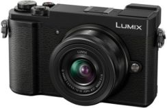 Panasonic Lumix DC-GX9 czarny + 12-32mm