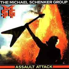Michael Schenker Group: Assault Attack [Winyl]
