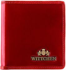 4a6a524ff3295 Portfel Wittchen Verona damski 25-1-065-3 czerwony