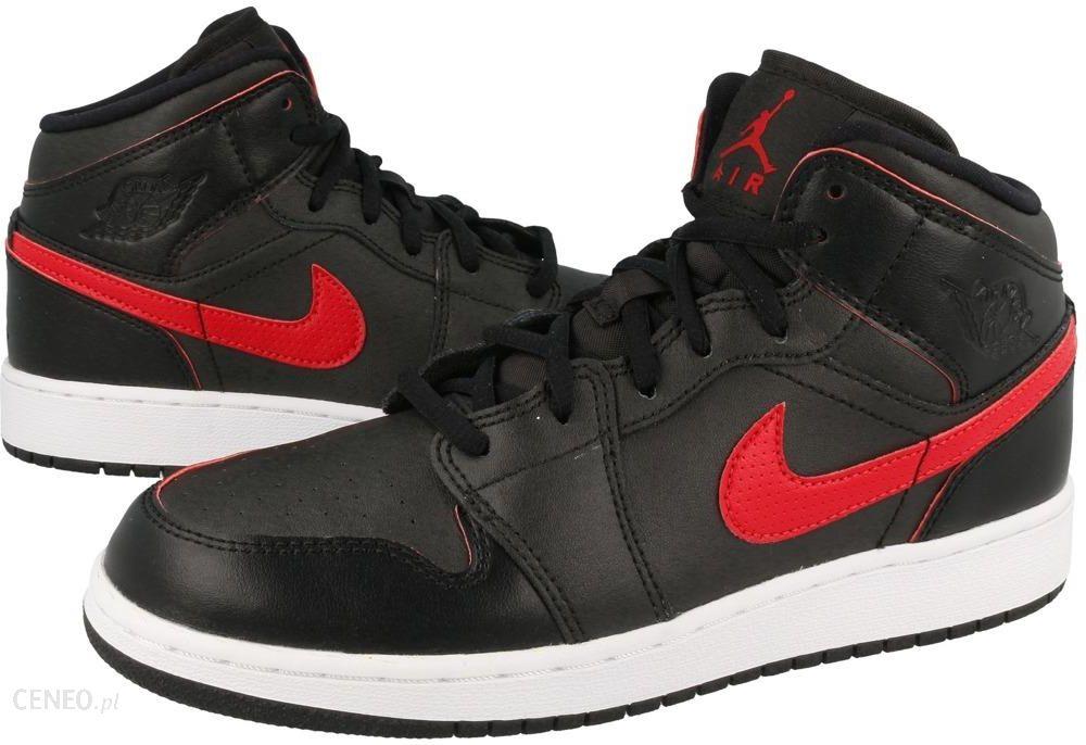 Buty Nike damskie Air Jordan 1 554725 009 38,5 Ceny i opinie Ceneo.pl