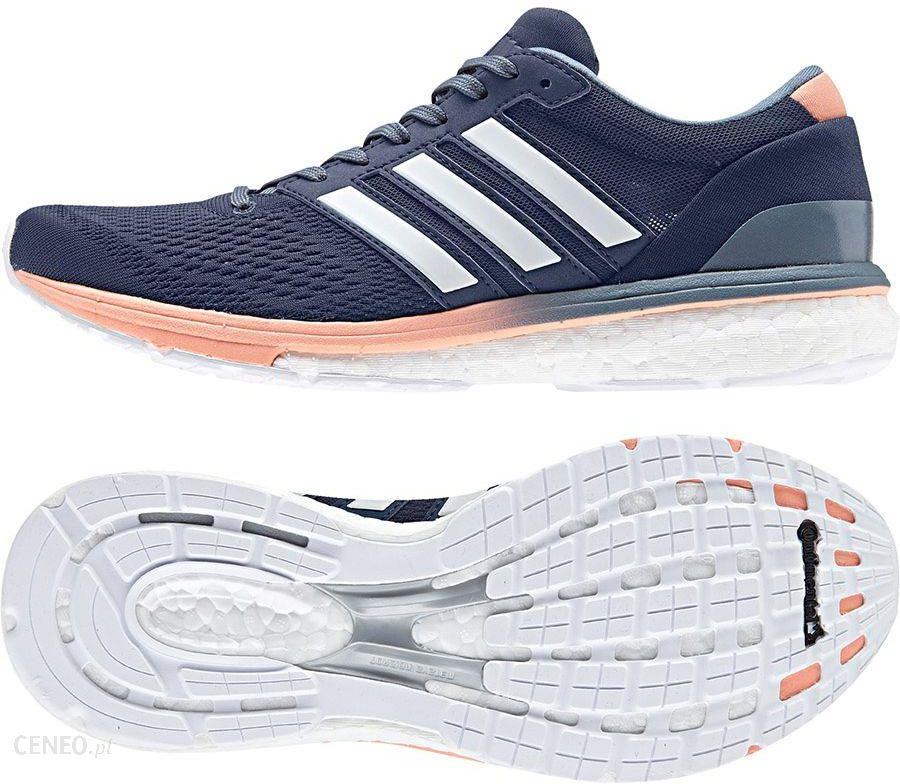 Adidas Buty damskie adizero boston 6 w niebieskie r. 40 (BB6418) Ceny i opinie Ceneo.pl