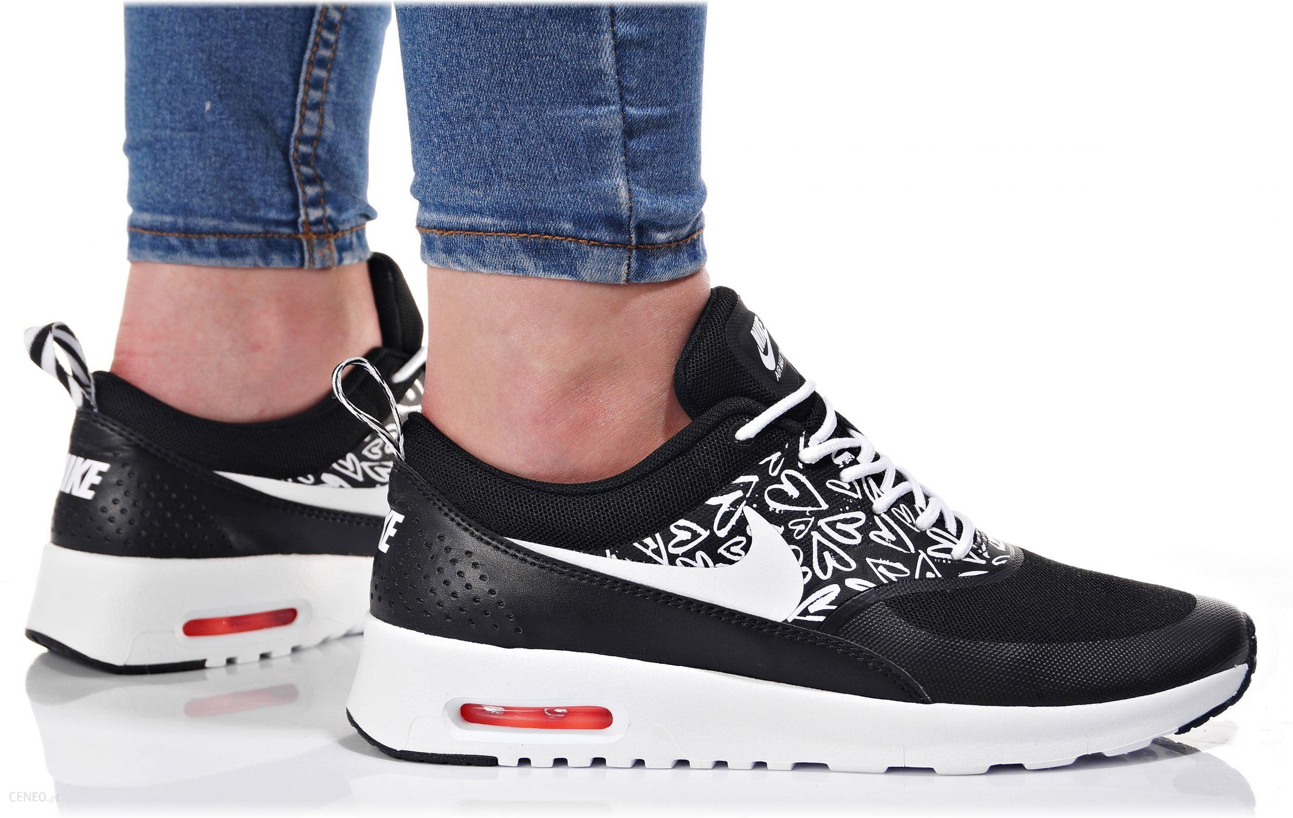 OBUWIE NIKE AIR MAX THEA PRINT (GS) 834320 002 Ceny i