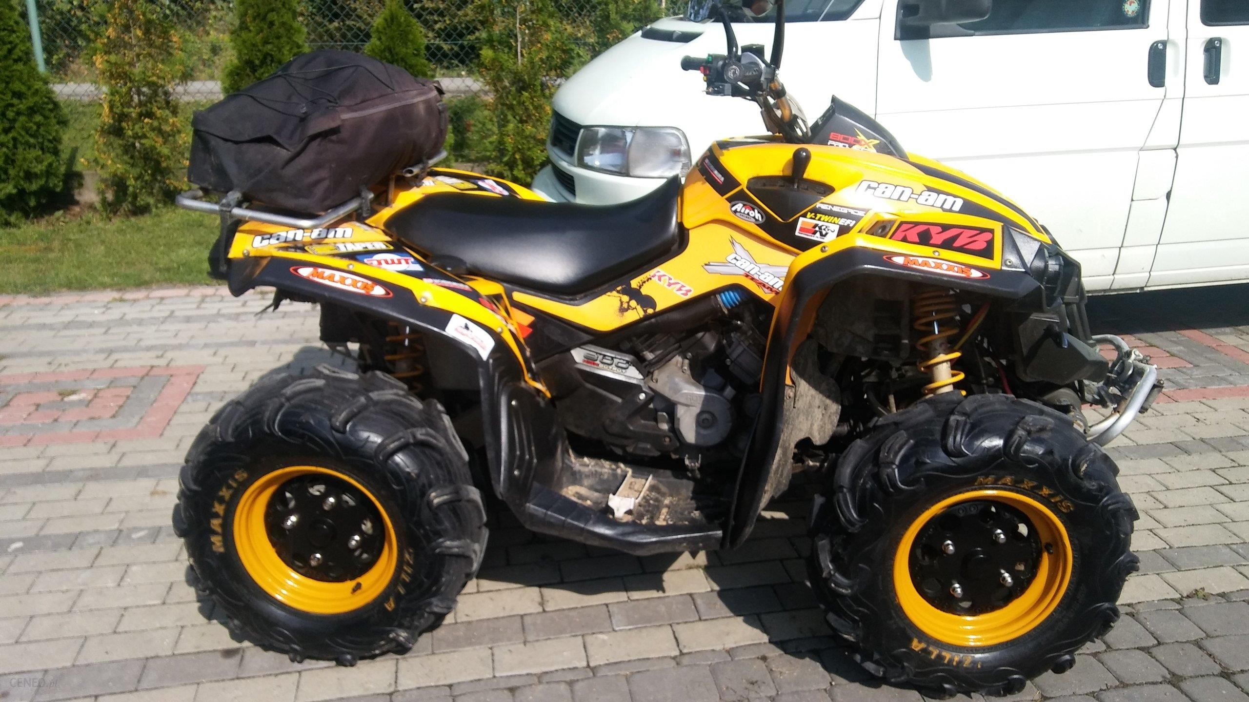 Can Am Renegade 800 >> Can Am Renegade 800 Efi Opinie I Ceny Na Ceneo Pl