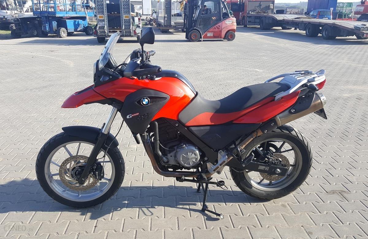 Motocykl Bmw F650 Stan Idealny Okazja Opinie I Ceny Na Ceneo Pl