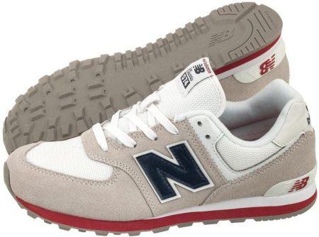 buty new balance damskie gw500wg białe złote