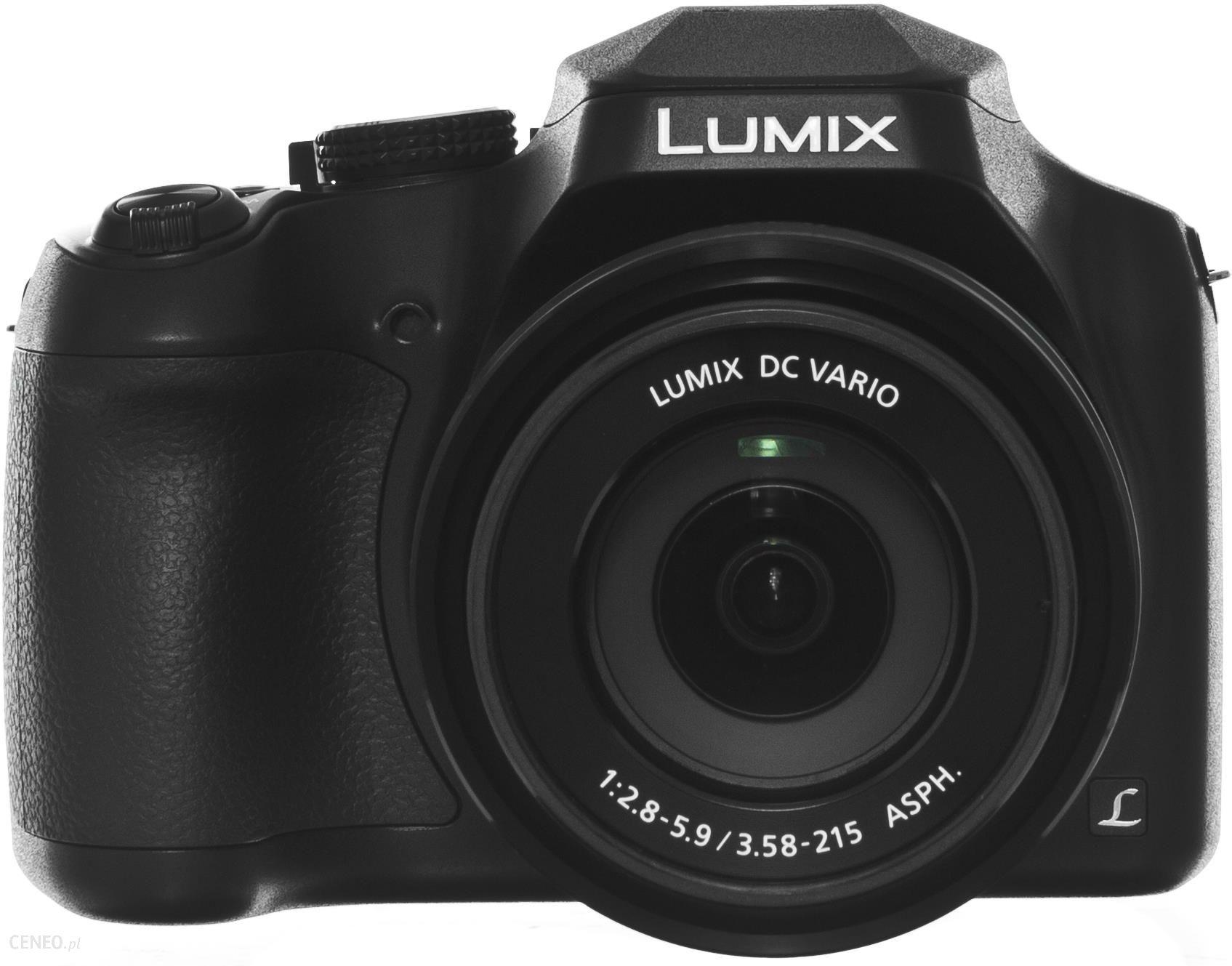 """""""Panasonic Lumix DMC-FZ81EP-K"""" juodas"""