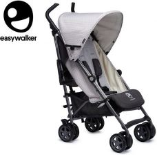 Easywalker Buggy+ Silver Circle Spacerowy