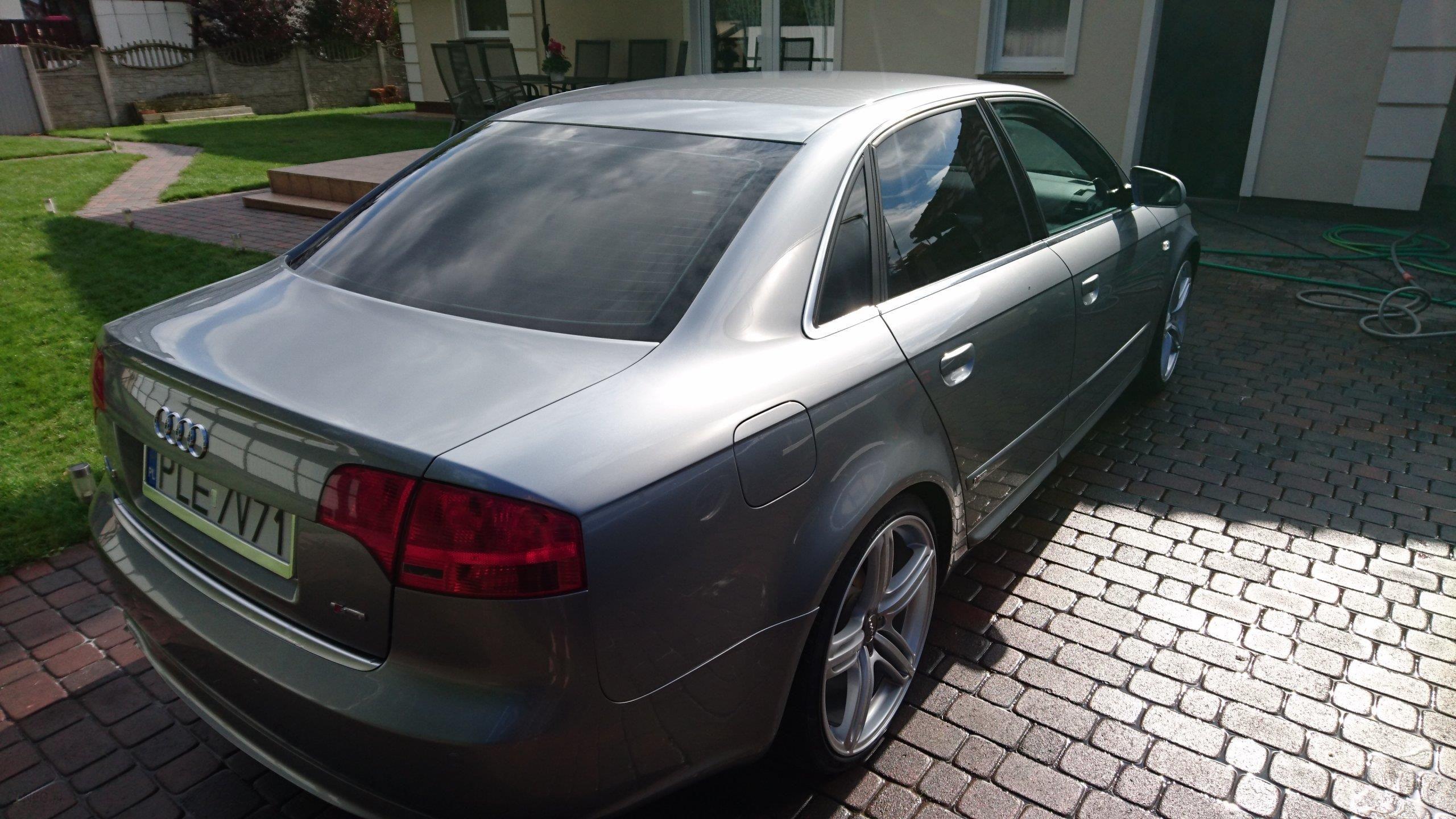 Audi A4 B7 2007 Diesel 140km Sedan Szary Opinie I Ceny Na Ceneopl