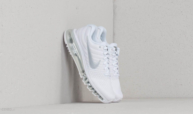 Nike Air Max 2017 (GS) White Metallic Silver