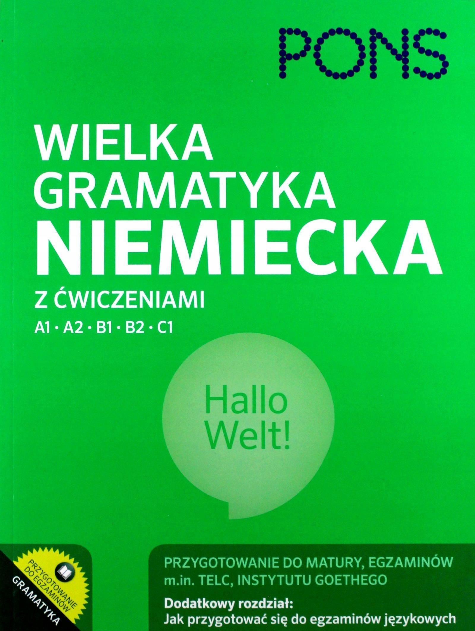 wielka gramatyka niemiecka pons pdf