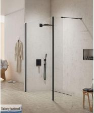 New Trendy Walk-In 140X70X200 New Modus Black Exk-0070/Exk-0090