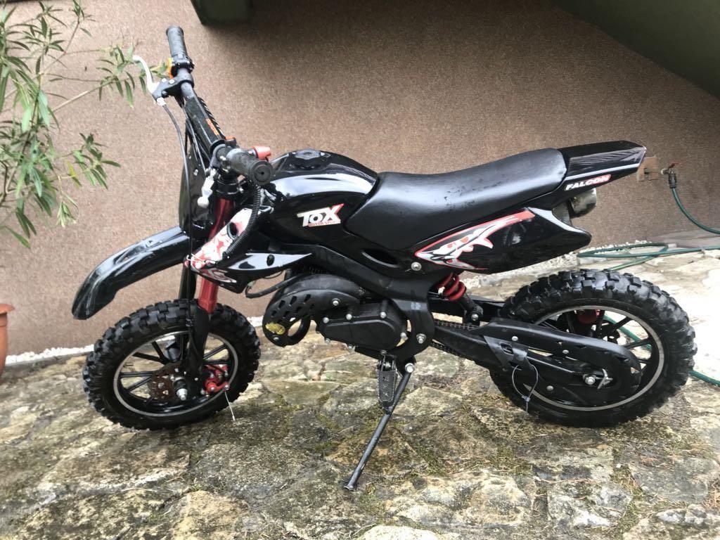 Cudowna Mini cross cros 50 cc 2t dla dzieci - Opinie i ceny na Ceneo.pl KW34