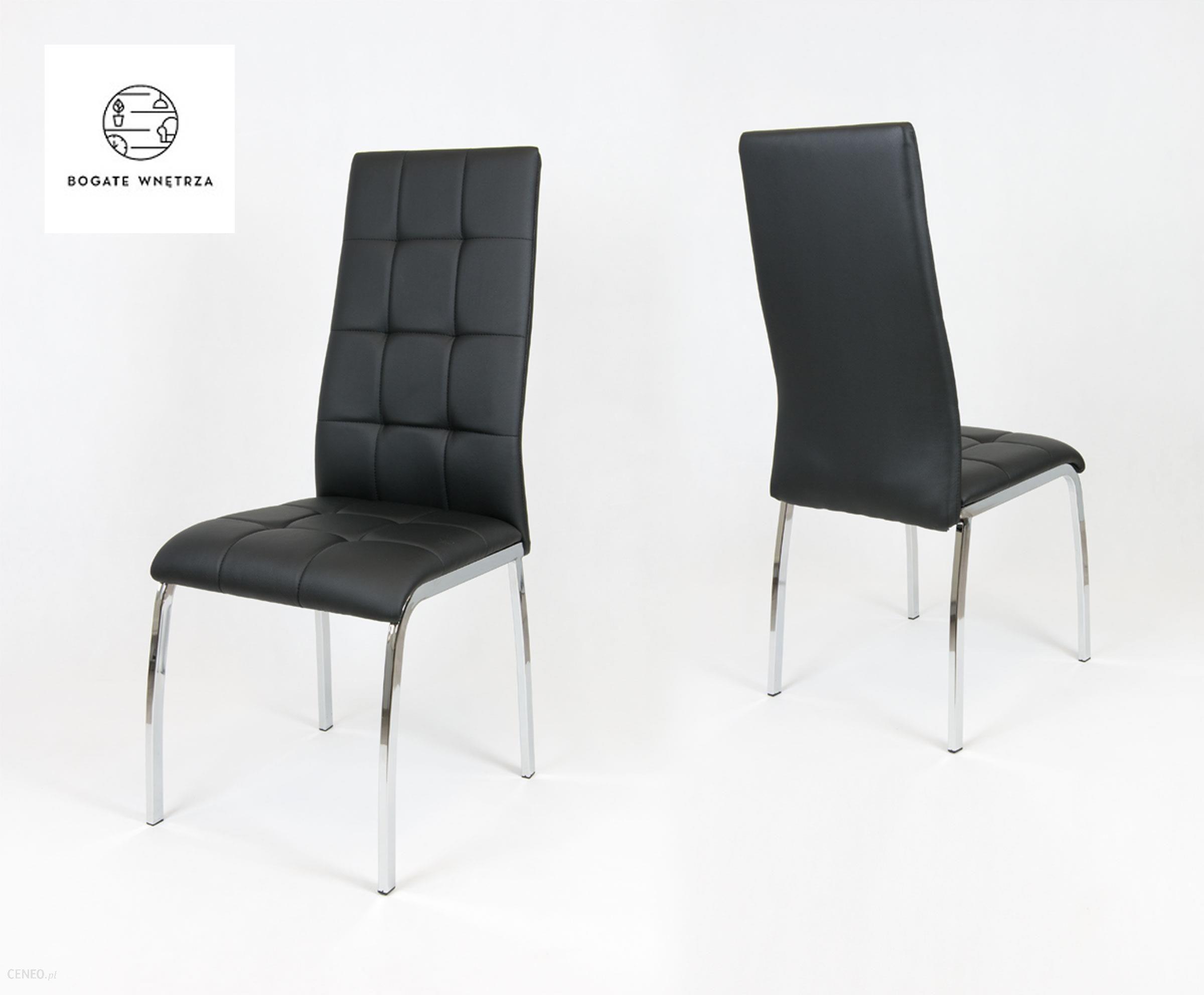 Sk Design Czarne Ekoskóra Metalowe Kris Sk894 Opinie I Atrakcyjne