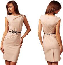 """43ef1d5190 Sukienka koktajlowa w stylu """"mała czarna"""" 42 XL - Ceny i opinie ..."""