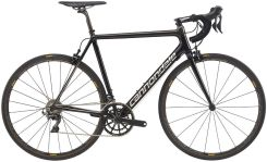 Cannondale SuperSix Evo Hi-MOD Dura Ace 1 black/chrome 2017