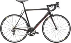 Cannondale SuperSix Evo Ultegra Di2 anthracite 2017