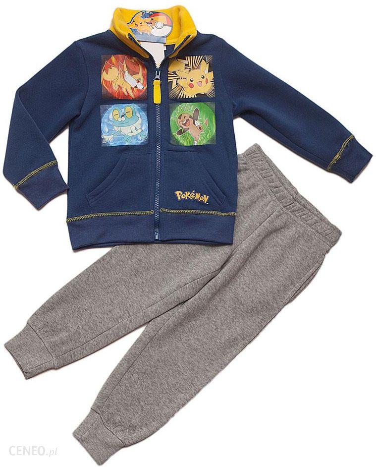62e1e0ef2363b Pokemon dres komplet dresowy dla chłopca * 150 cm - Ceny i opinie ...