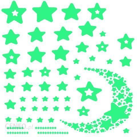 Naklejki Na Sciane Scienne Fluorescencyjne Swieca Ceny I Opinie