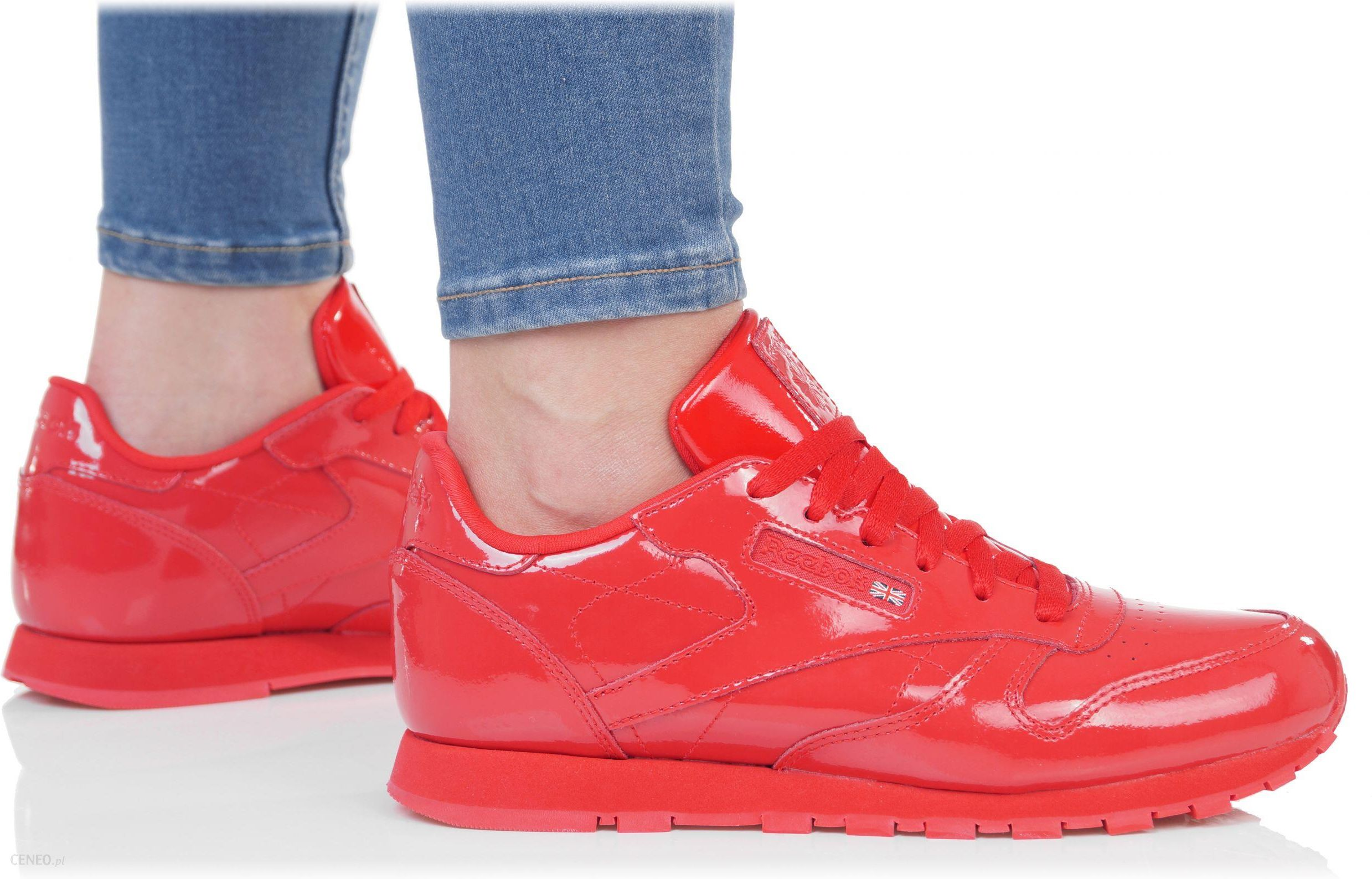 c1bd3bb0 Buty Reebok Classic Leather Patent CN2062 R. 36 - Ceny i opinie ...