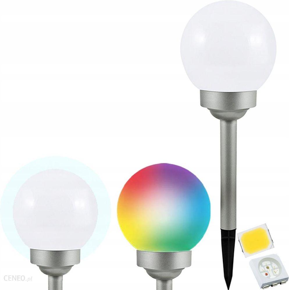 lampy solarne kule ceneo