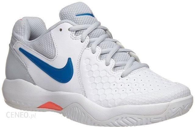 Nike Damskie Buty Wmns Air Zoom Resistance WhiteBlue