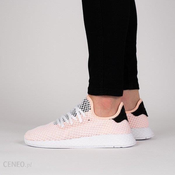 Buty damskie sneakersy adidas Originals Deerupt Runner B28075 POMARAŃCZOWY Ceny i opinie Ceneo.pl